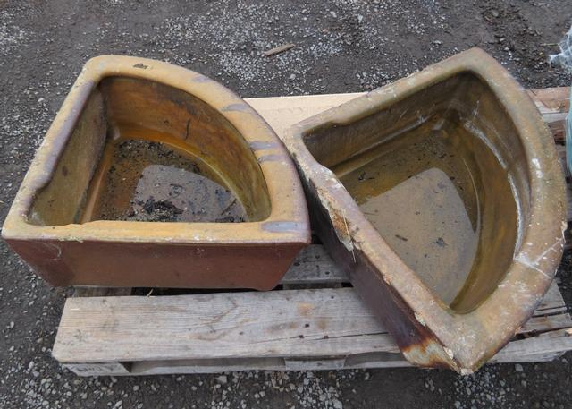 Feed Troughs