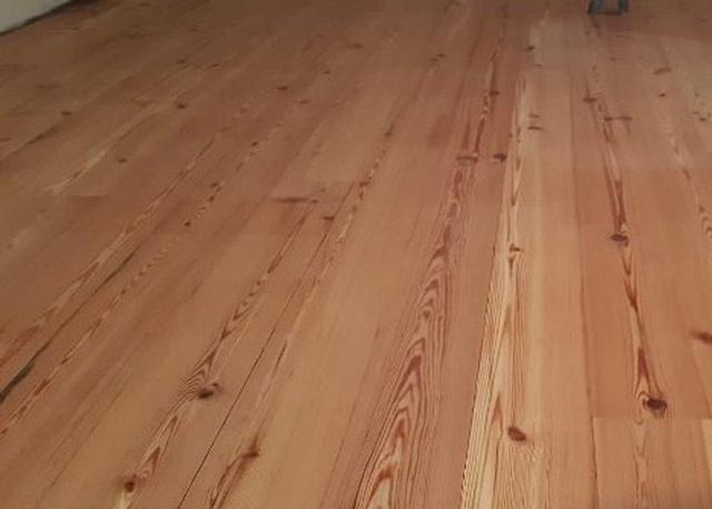Douglas Fir Timber Flooring