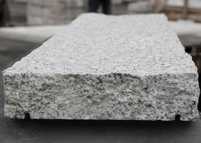 Wall Capping Natural Grey 22cm
