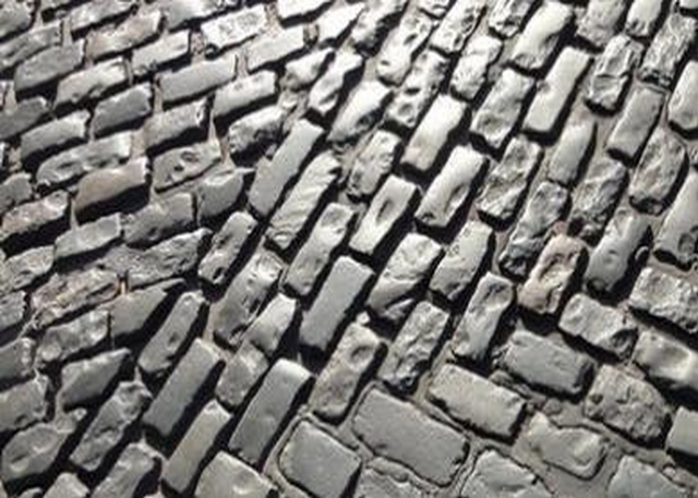 Dublin Recycled cobbles