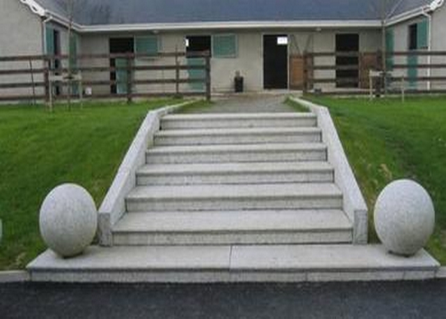 Granite Steps Bullnose 40mm