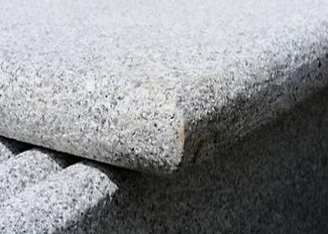 Granite Steps Bullnose with Return 40mm