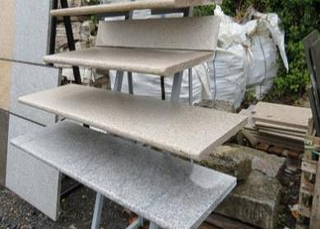 Granite Steps Bullnose 30mm