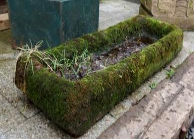 Granite Trough