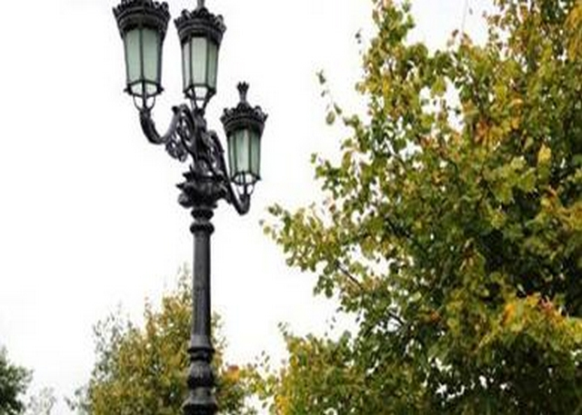 Large Five Lamps
