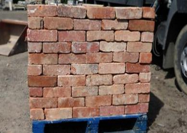 Reclaimed Red Stock Brick