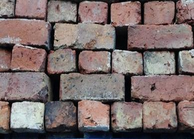 Recycled Georgian Bricks