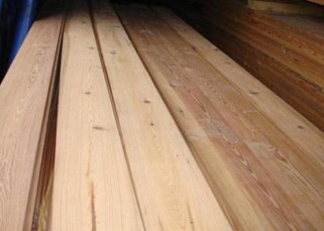 Rustic Yellow Pine Flooring